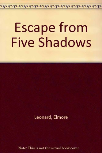 9780553264951: Escape from Five Shadows