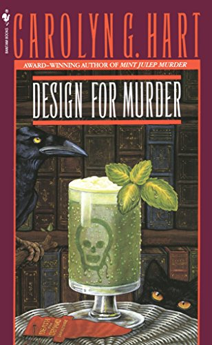 9780553265620: Design for Murder (Death on Demand Mysteries, No. 2)