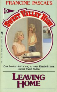 9780553265682: Leaving Home (Sweet Valley High, No 38)