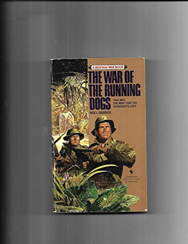 9780553265798: The War of the Running Dogs