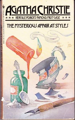 The Mysterious Affair at Styles (Hercule Poirot Mysteries) (0553265873) by Christie, Agatha