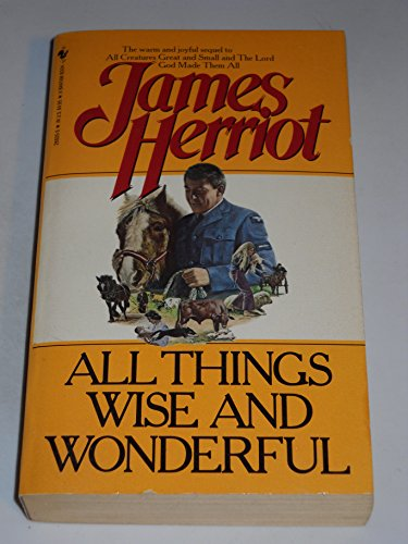 9780553266054: All Things Wise and Wonderful