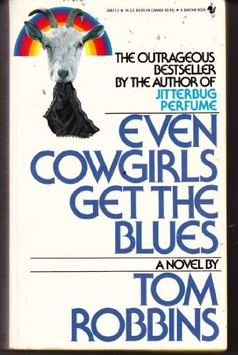 9780553266115: Even Cowgirls Get the Blues