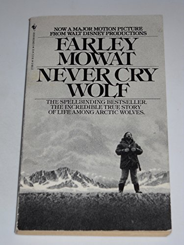9780553266245: Never Cry Wolf
