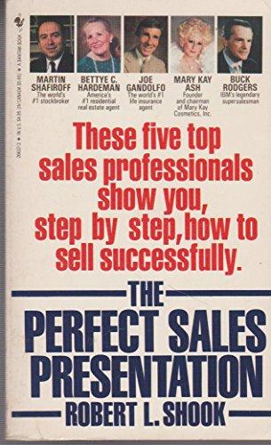 9780553266375: The Perfect Sales Presentation