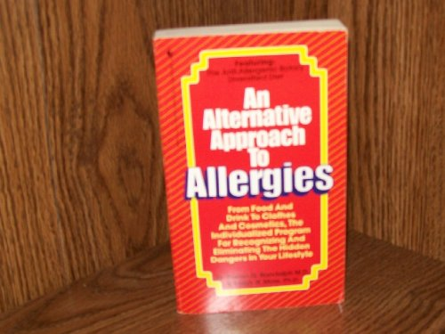 9780553266931: An Alternative Approach to Allergies