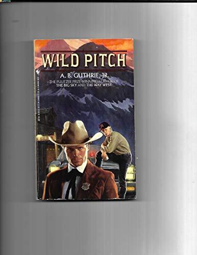 9780553267198: Wild Pitch