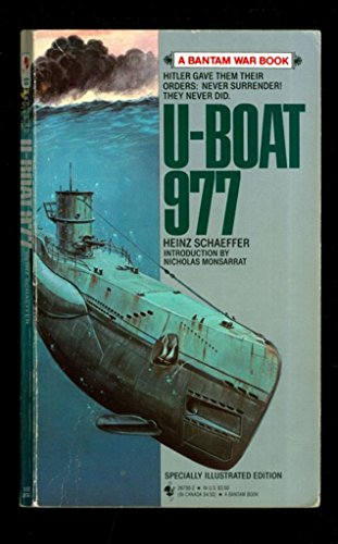 9780553267303: U-Boat, Nine Hundred Seventy-Seven