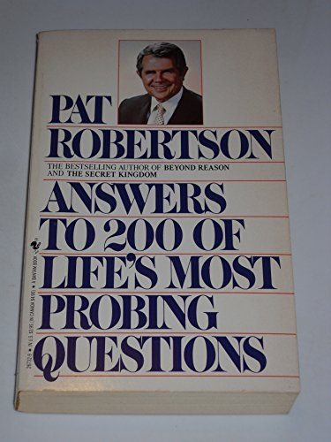9780553267327: Answers to 200 of Life's Most Probing Questions