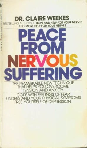 9780553267549: PEACE FROM NERVOUS SUFFERING