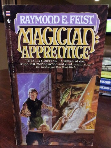 9780553267600: Magician: Apprentice (The Riftwar Saga, Volume 1)
