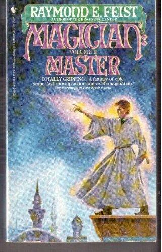 9780553267617: Magician, Vol. 2: Master