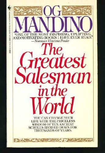 9780553268805: The Greatest Salesman in the World