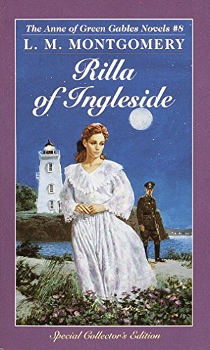 Rilla of Ingleside (Anne of Green Gables, No. 8) (0553269224) by Montgomery, L.M.