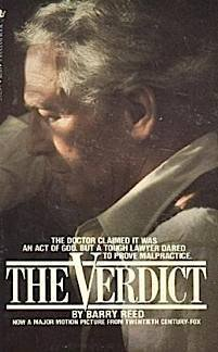 Verdict,the: Reed, Barry