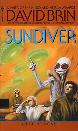 9780553269826: Sundiver (The Uplift Saga, Book 1)
