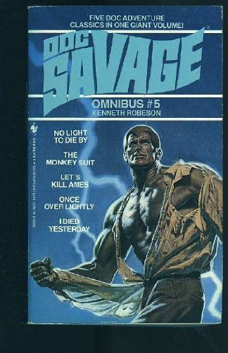DOC SAVAGE OMNIBUS 5: Robeson, Kenneth