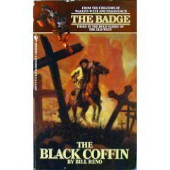 9780553269970: The Black Coffin (The Badge Book, No. 3)
