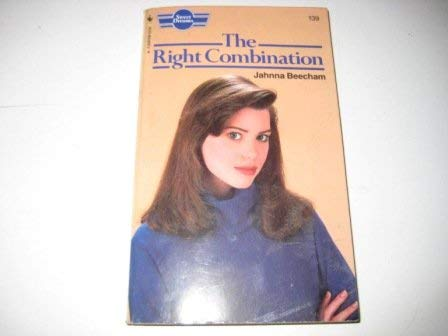 9780553270051: The Right Combination (Sweet Dreams, No. 139)