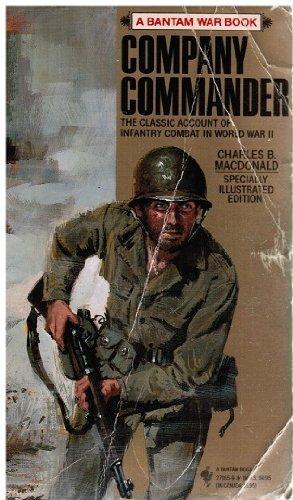 9780553270556: Company Commander
