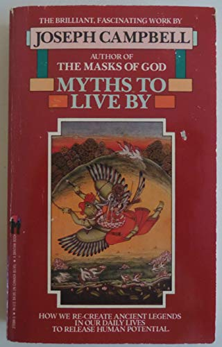 9780553270884: Myths to Live By