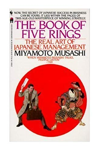 9780553270969: A Book of Five Rings