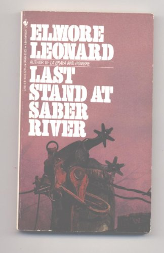 9780553270976: Last Stand at Saber River