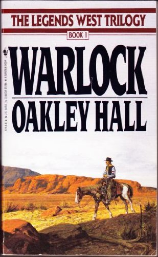 9780553271140: WARLOCK (Legends West Trilogy Book I)