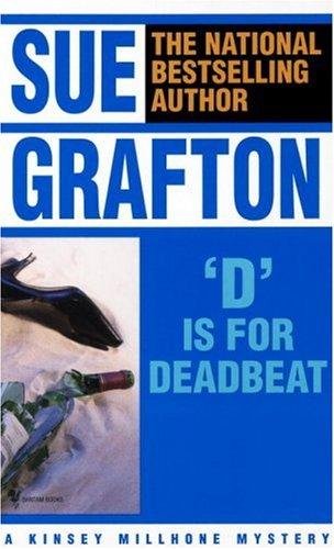 9780553271638: D is for Deadbeat (Kinsey Millhone Mysteries)