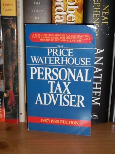 The Price Waterhouse Personal Tax Adviser 1987/1988 Edition
