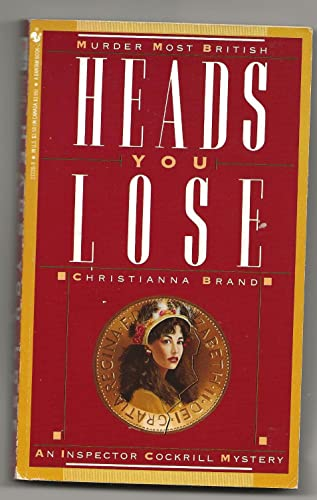 9780553272208: Heads You Lose