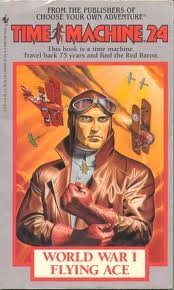 World War 1 Flying Ace (Time Machine, No 24; Find the Red Baron).
