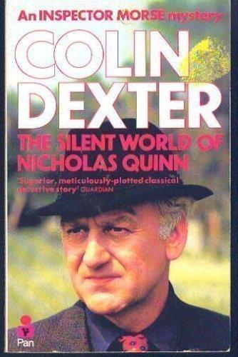 The Silent World of Nicholas Quinn: Dexter, Colin