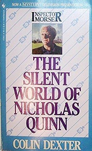 9780553272383: The Silent World of Nicholas Quinn