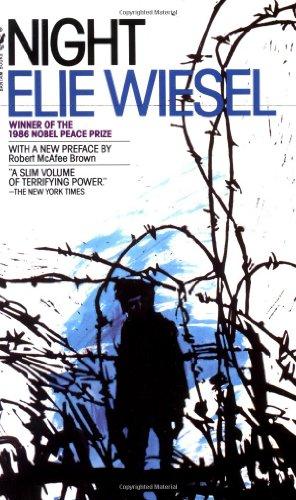Night: Elie Wiesel, Stella Rodway (Translator), Francois Mauriac (Foreword)