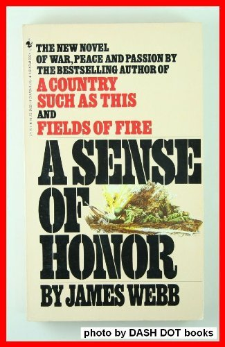 9780553272550: Sense of Honor, A