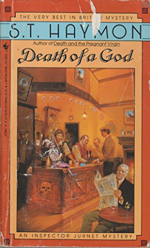 9780553272666: Death of a God: An Inspector Jurnet Mystery