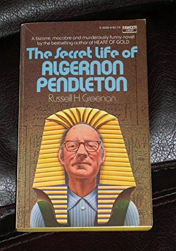 9780553272802: The Secret Life of Algernon Pendleton