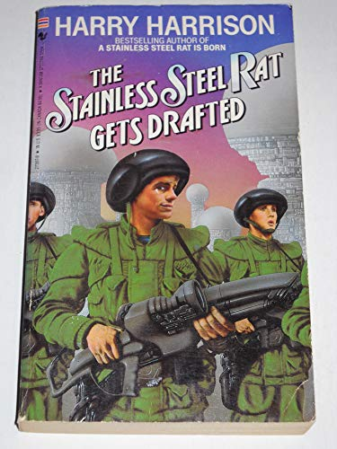 9780553273076: Stainless Steel Rat Gets Drafted