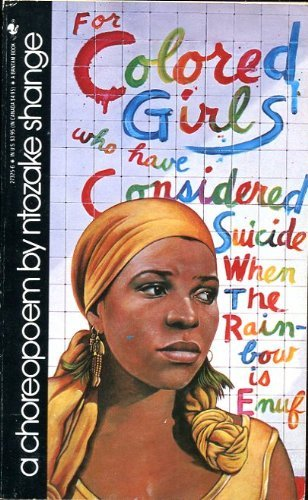 9780553273250: For Colored Girls Who Have Considered Suicide