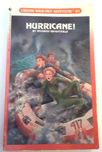 Hurricane! (Choose Your Own Adventure #82): Brightfield, Richard