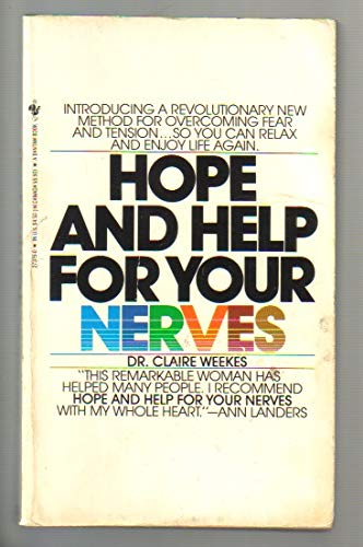 9780553273762: Hope and Help for Your Nerves