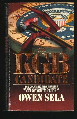 KGB Candidate by Sela, Owen: Owen Sela