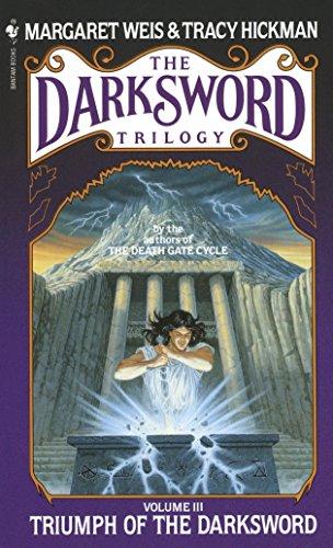 9780553274066: Triumph of the Darksword (The Darksword Trilogy)