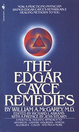 9780553274271: The Edgar Cayce Remedies