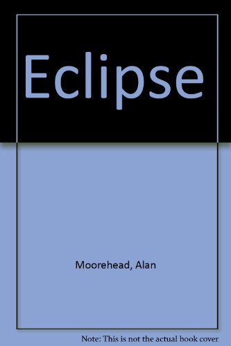 Eclipse (9780553274653) by Alan Moorehead