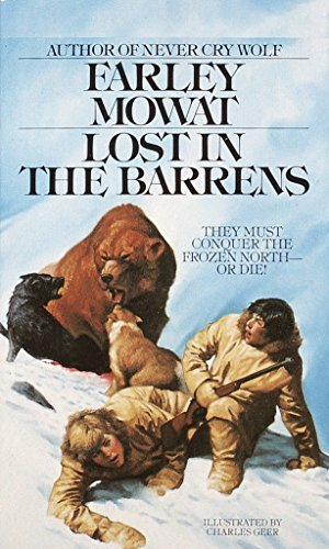9780553275254: Lost in the Barrens