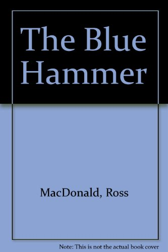 9780553275483: The Blue Hammer