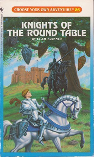 9780553275957: Knights of the Round Table (Choose Your Own Adventure No. 86)