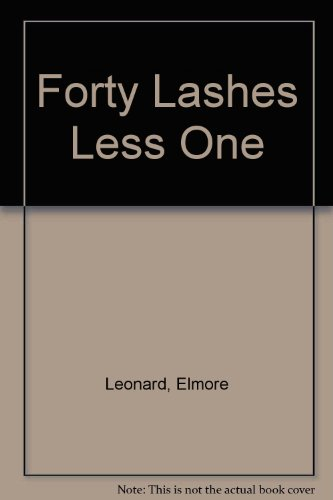 9780553276251: Forty Lashes Less One